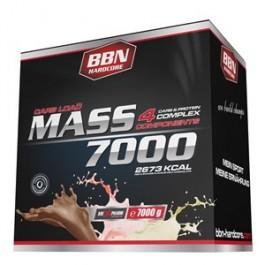 BBN Hardcore - Mass 7000, 7000g Karton