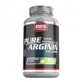BBN Hardcore - Pure Arginin Kapseln, 100 Stk. Dose