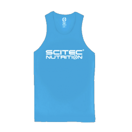 Scitec Nutrition - Tank Top - Normal Blue