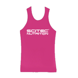 Scitec Nutrition - Tank Top - Normal Pink Girl