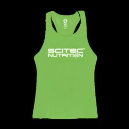Scitec Nutrition - Tank Top - Racerback Green Girl