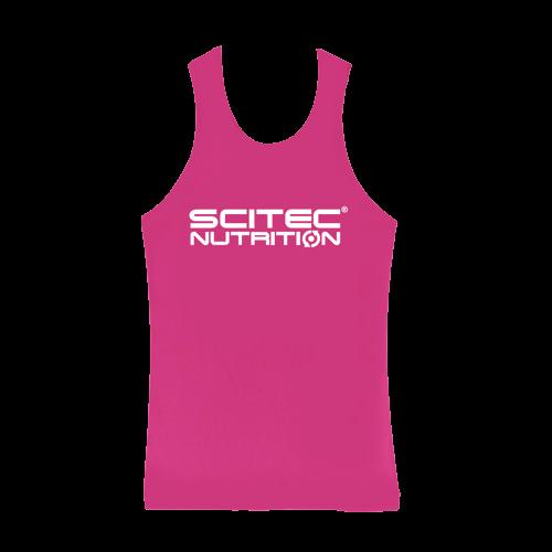 Scitec Nutrition - Tank Top - Normal Pink Girl