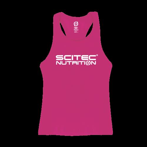 Scitec Nutrition - Tank Top - Racerback Pink Girl