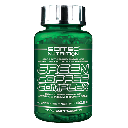 Scitec Nutrition - Green Coffee Complex, 90 Kapseln
