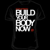 Scitec - T-Shirt - Build