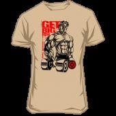 Scitec - T-Shirt - Get Big Fast