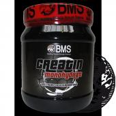 BMS - Creatin Monohydrat, 500g Dose