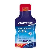 Multipower - Multicarbo Gel, 24 Beutel a 40g (Nahrungsergänzungsmittel)