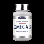 Scitec - Omega 3, 100 Kapseln