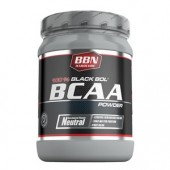 BBN Hardcore - BCAA Black Bol Powder, 350g Dose