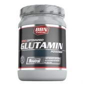 BBN Hardcore - Glutamin Powder - 550 g Dose