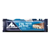 Multipower - 53% Protein Bar, 24 Riegel a 50g