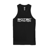 Scitec Nutrition - Tank Top - Normal Black