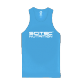 Scitec Nutrition - Tank Top - Normal Blue
