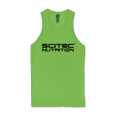 Scitec Nutrition - Tank Top - Normal Green