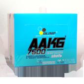 Olimp - AAKG 7500 Extreme Shot, 20 Ampullen