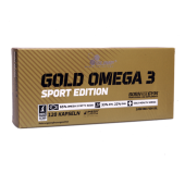 Olimp - Gold Omega-3 Sport Edition, 120 Kapseln