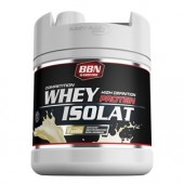 BBN Hardcore - Competition Whey Isolat, 1900g Dose