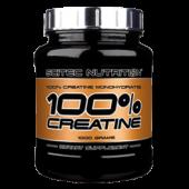 Scitec - 100% Creatine, 1000g Dose