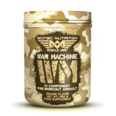 Scitec Nutrition - Muscle Army - War Machine, 350g
