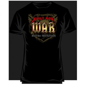 Scitec - T-Shirt - Built For War 1