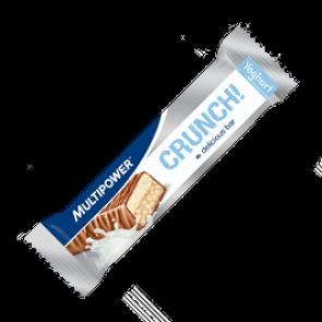 Multipower - Crunch, 24 Riegel a 36g