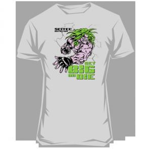 Scitec - T-Shirt - Get Big Or Die! 2
