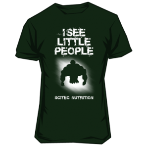 Scitec - T-Shirt - I See Little People