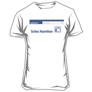 Scitec - T-Shirt - Bodybook