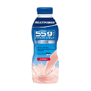 Multipower - 55g Protein Shake, 12x500ml Flaschen