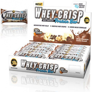All Stars - Whey Crisp Protein Bar, 24 Riegel a 50g