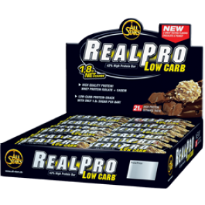 All Stars -Realpro Low Carb, 24 Riegel a 50g