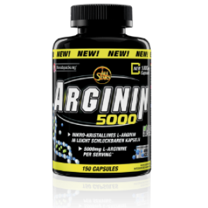 All Stars - Arginin 5000, 150 Kapseln