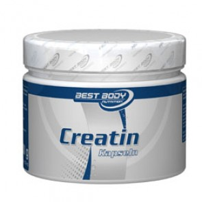 Best Body Nutrition - Creatin Kapseln, 200 Stk.