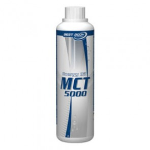 Best Body Nutrition - MCT Oil 5000, 500ml Flasche