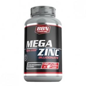 BBN Hardcore - Mega Zinc 150, 150 Kapseln