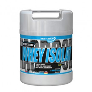 Best Body Nutrition - Hardcore Competition Whey-Isolat, 1900g Dose