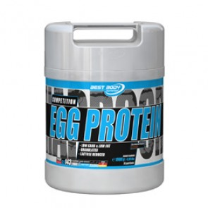 Best Body Nutrition - 100% Egg Protein, 1900g Dose