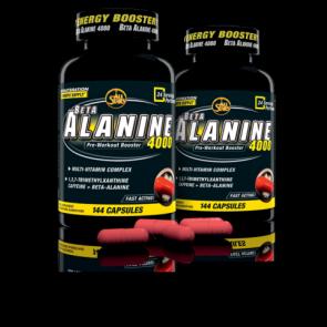 All Stars - Beta Alanine 4000, 144 Kapseln (Nahrungsergänzungsmittel)