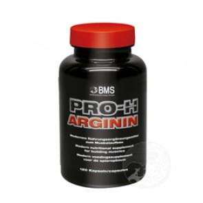 BMS - PRO-H Arginin (120 Kapseln)