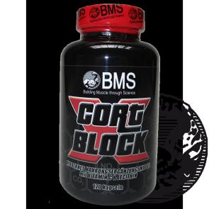 BMS - Cort Block, 120 Kapseln