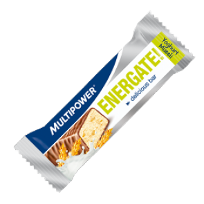 Multipower - Energate Bar, 24 Riegel a 35g