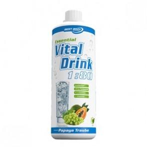Best Body Nutrition - Essential VitalDrink, 1000ml Konzentrat
