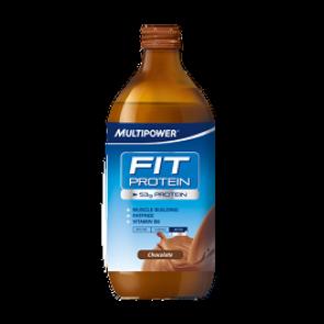 Multipower - Fit Protein, 12x500ml Flasche