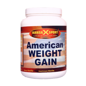 Hansa X Sport - American Weight Gainer, 1500g Dose