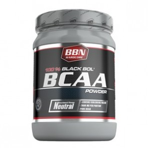 BBN Hardcore - BCAA Black Bol Powder, 350g Dose