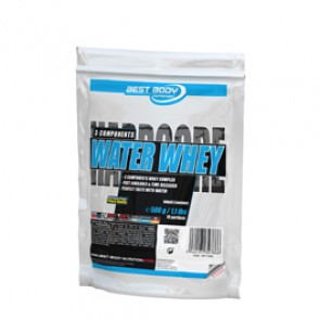 Best Body Nutrition - Hardcore Water Whey, 500g Beutel
