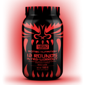 Scitec Nutrition - Head Crusher - 12 Rounds Intra Workout