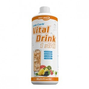 Best Body Nutrition - Low Carb Vital Drink 1:80