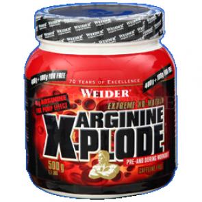 Weider - Arginine X-Plode, 500g Dose